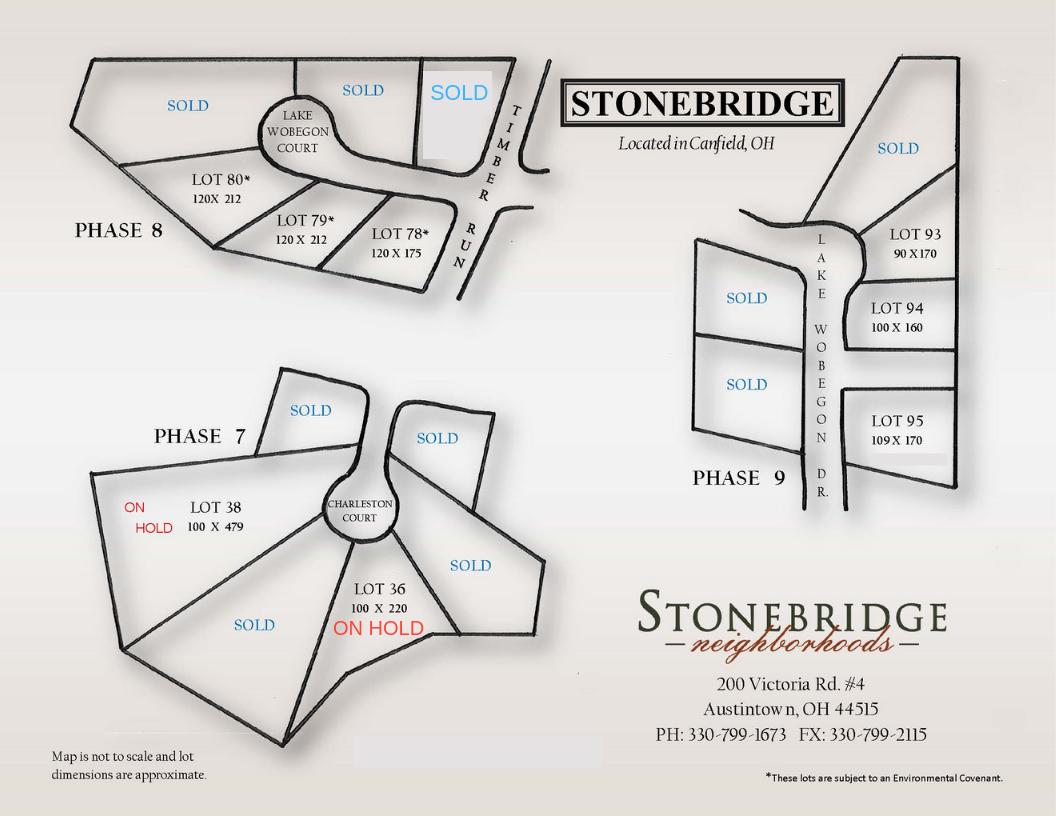 Neighborhoods – Stonebridge Neighborhoods on